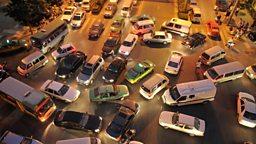 """Traffic, transport, transportation & transit 和""""交通""""有关的四个近义词区别"""