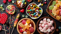 """Dessert, confectionery, sweet and patisserie 四个与""""甜食""""有关的单词"""