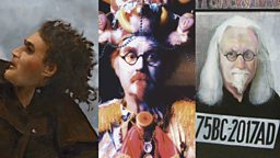 cbacdaaa0ac96e BBC Arts - BBC Arts - Portrait of a comedian  Billy Connolly becomes ...