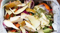 Food waste 食品浪费
