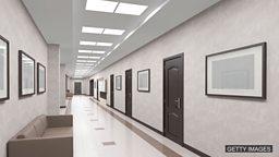 "Corridor、hallway 和 gallery 三个和""走廊""有关的单词"