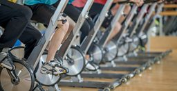 Why more of us are getting fitter together