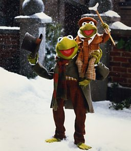 BBC Arts - BBC Arts - Five fun facts about The Muppet Christmas Carol as it turns 25