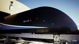 "Hyperloop: the train of the future? ""超级高铁"":未来的交通工具?"