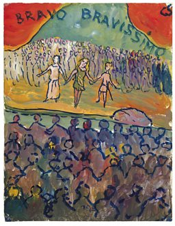 best place hot sale outlet BBC - Defying the Nazis: The Jewish masterwork painted in hiding