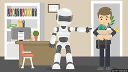 Will robots cost us our jobs? 机器人会抢走我们的饭碗吗?
