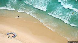 """Wave, current and tide 三个表示""""浪潮""""的词语"""