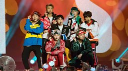 BBC - Beyond BTS: 5 other K-pop boybands you should be