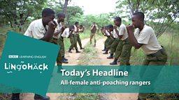 Zimbabwe's female rangers
