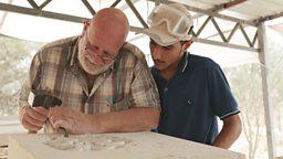 BBC - Monuments man: The Barnsley stonemason training Syrians in the