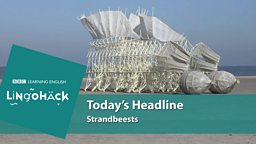 Strandbeests - Theo Jansen's mechanical artworks