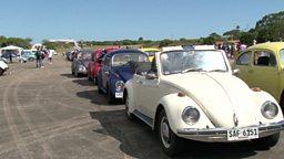 """End of the line for the VW Beetle? 大众 """"甲壳虫"""" 汽车可能停产"""
