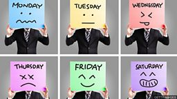 A shorter working week? 每周只工作四天