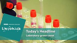 Laboratory-grown meat