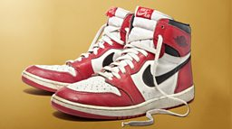 BBC Arts BBC Arts Dunks, Pumps and Yeezys: How sneakers