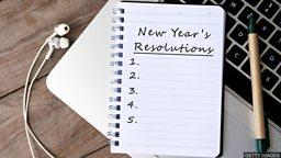 "The origin of the New Year's resolution ""新年决心"" 的前世今生"