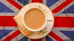 "Those quirky Brits ""离奇古怪的"" 英国人"