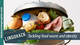 Tackling food waste and obesity