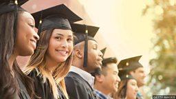 Thousand fewer UK students at Oxbridge 牛津剑桥招录的英国学生人数大副减少