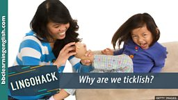 Why are we ticklish?