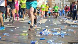 Making marathons environmentally friendly 让马拉松变得更环保