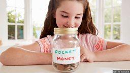 The future of pocket money 未来的零花钱