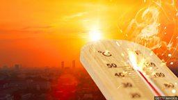 Extreme weather and climate change 极端天气和气候变化
