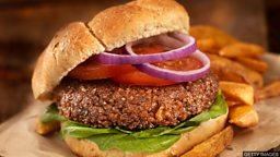 The vegan fast food trend 纯素快餐的流行趋势