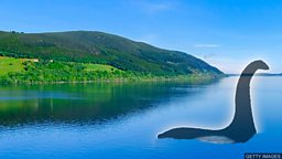 Searching for the Loch Ness Monster 寻找尼斯湖水怪