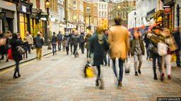The future of Britain's high streets 英国传统购物街的未来