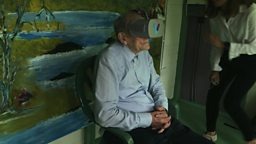 Virtual Reality Therapy: helping old people remember 虚拟现实疗法帮助老年人回忆往昔