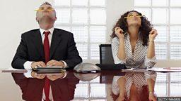 Are all meetings necessary? 所有的会议都是必要的吗?