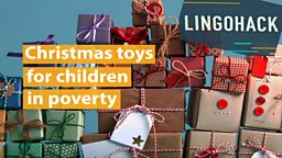 Christmas toys for children in poverty