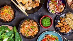 """辨析与 """"菜肴、饮食"""" 有关的名词:Dish, course, diet, cuisine"""