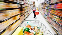 Why do people stockpile? 人们为什么要抢购囤货?
