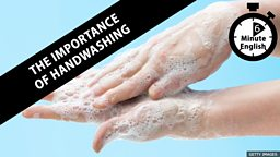 The importance of handwashing