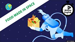 Food made in space