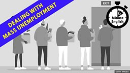 Coronavirus: Dealing with mass unemployment