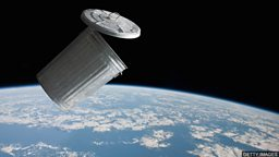 Space junk 太空垃圾