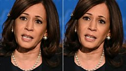 Kamala Harris - Democrat Vice-President candidate