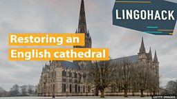 Restoring an English cathedral