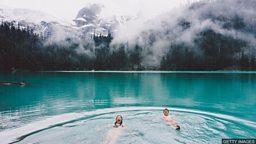 Cold-water swimming 冷水游泳的好处