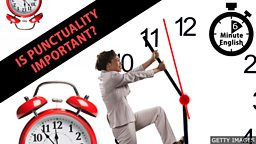 Is punctuality important?