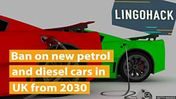 Ban on new petrol and diesel cars in UK from 2030