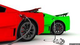 Ban on new petrol and diesel cars in UK from 2030 英国宣布2030年起将禁止销售新的汽油和柴油汽车