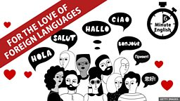 For the love of foreign languages