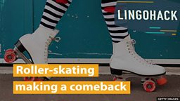 Roller-skating making a comeback