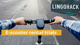 E-scooter rental trials