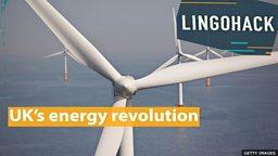 UK's energy revolution