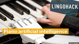 Piano artificial intelligence
